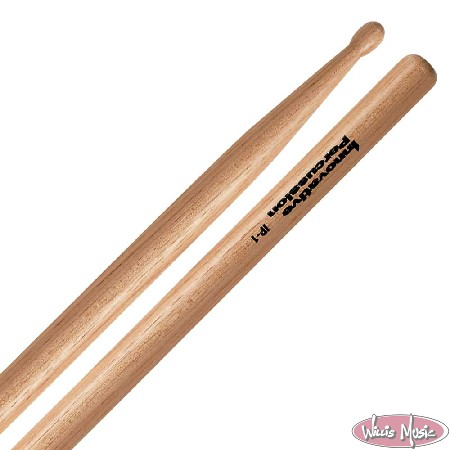 Innovative Percussion General Hickory Concert Snare Drumsticks IP1
