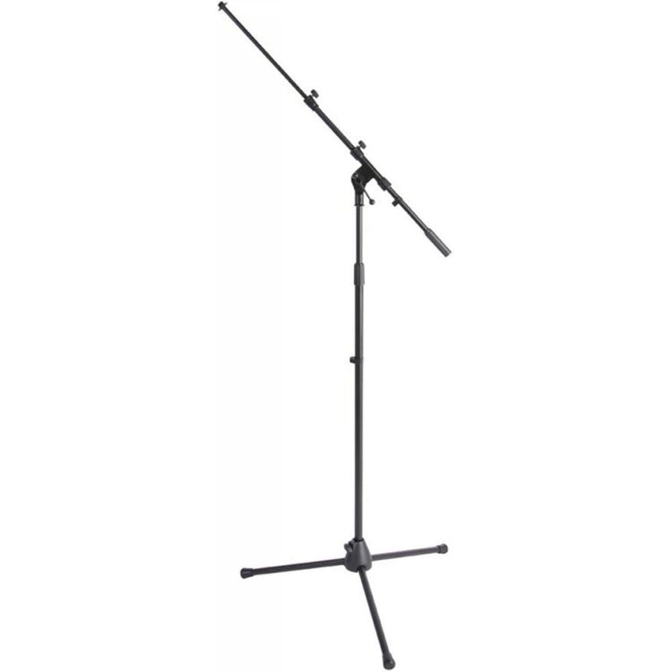 On-Stage Telescoping Euro Boom Mic Stand