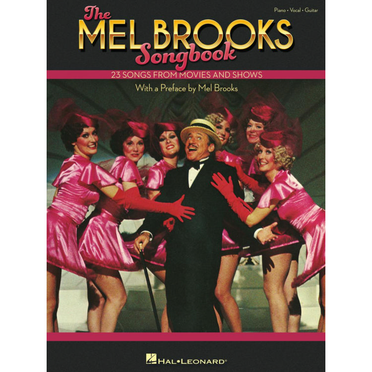 The Mel Brooks Songbook 23 Songs from Movies and Shows