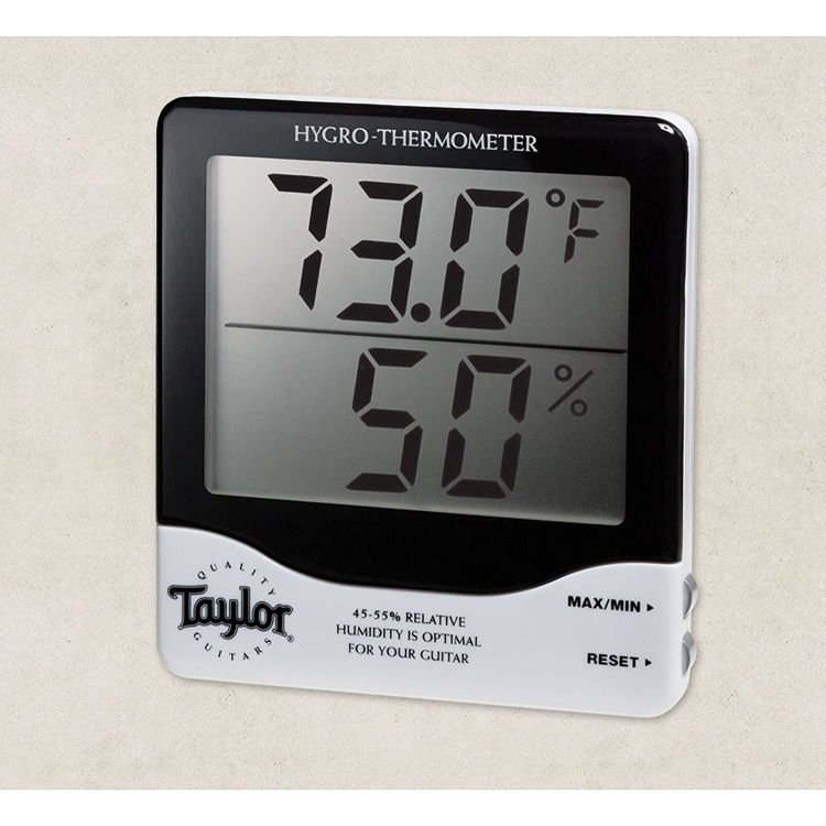 Taylor Hygro-Thermometer With Big Digits