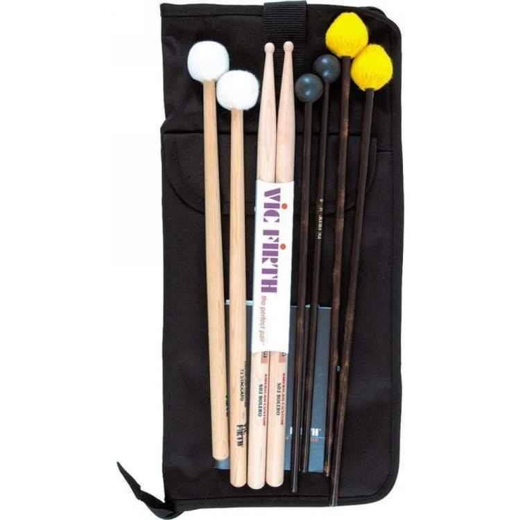 Vic Firth Ep2 Education Mallet Pack