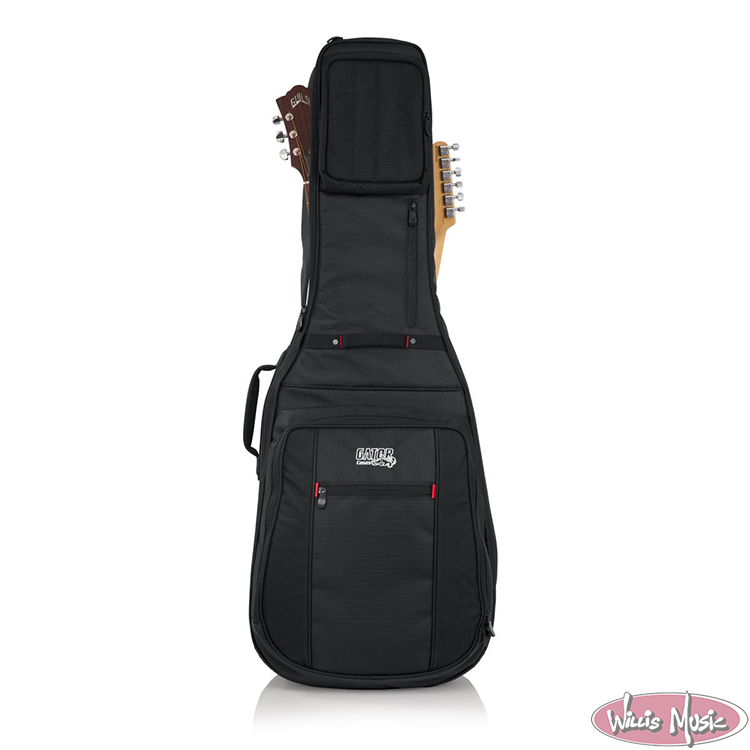 Gator G-PG-ACOUELECT ProGo Acoustic And Electric Double Gig Bag