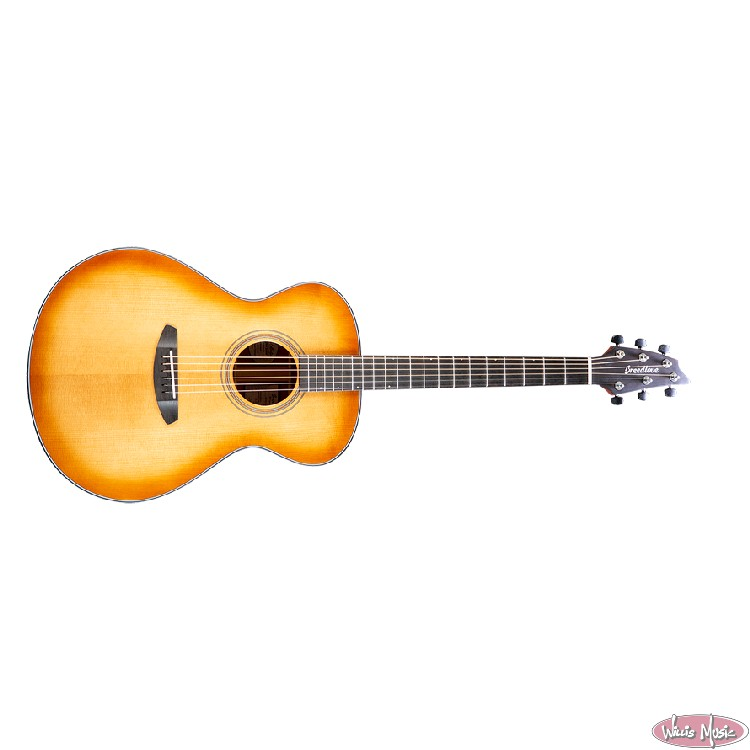 Breedlove Organic Signature Concert Ac/El Copperburst Semi-Gloss