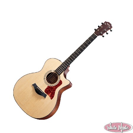 Taylor 314ce Cutaway Grand Auditorium 6 String Acoustic Electric