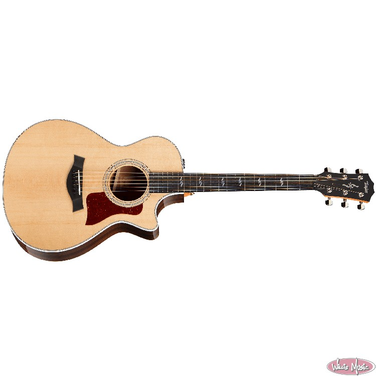 Taylor 412ce-R Grand Concert Spruce / Rosewood Includes Hard Case