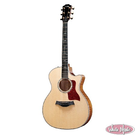 Taylor 614ce Cutaway Acoustic Electric 6 String Guitar