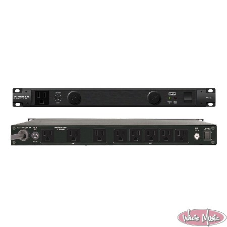 Furman Power Conditioner 15a 1 Rack Space