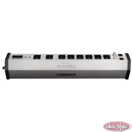 Furman Power Conditioner 8 Oulet Strip 15a