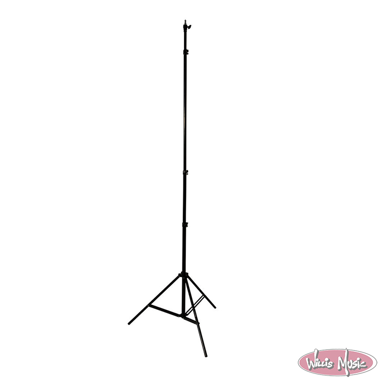 On-Stage LS-MS7620 Lighting Mic Stand 13 Foot