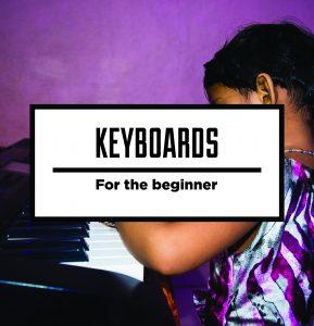 Keyboards for the beginner