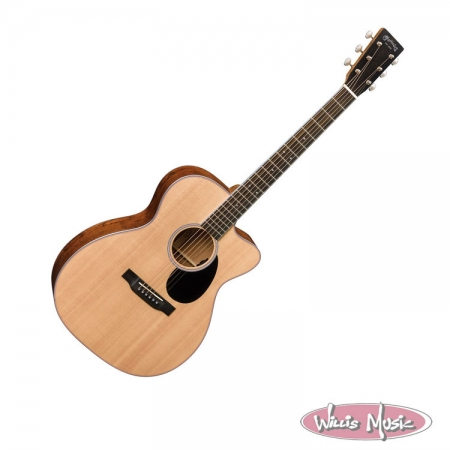 6-String Acoustic-Electric Guitars