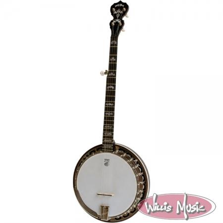 Deering Eagle II Banjo 5-String Includes Hard Case