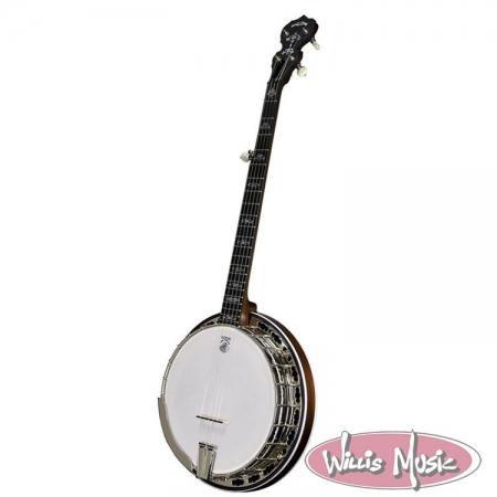 Deering Sierra Banjo 5-String Includes Hard Case