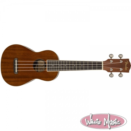 Fender Uke Seaside Soprano