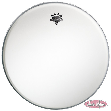 Remo Head Ambsdr Coated 14