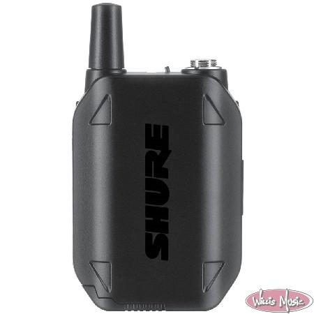 Shure GLXD14 Headset Wireless System With SM35 Mic