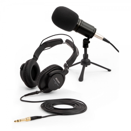 Zoom ZDM-1 Mic package pictures